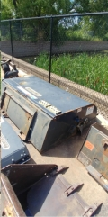 Used Equipment Sales -LOADER, SWEEPER ATTCH HYD BCAT 72  WIDTH  7522 in Chicago IL
