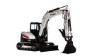 Rental store for COMPACT EXCAVATOR, TRACK MOUNTED, 15.5  DIGGING DEPTH in Chicago IL