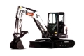 Rental store for COMPACT EXCAVATOR, TRACK MOUNTED, 12.7  DIGGING DEPTH in Chicago IL