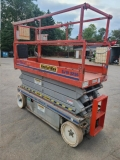 Used Equipment Sales MANLIFT, 26  SCISSORS LIFT SJ 3226 32 w  0154 in Chicago IL