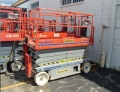 Used Equipment Sales MANLIFT, 26  SCISSORS LIFT SJ 3226 32 w  0153 in Chicago IL