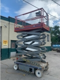 Used Equipment Sales MANLIFT, 32  SCISSORS LIFT SJ 4632 46 w  0416 in Chicago IL