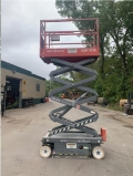 Used Equipment Sales MANLIFT, 19  SCISSORS LIFT SJ 3219 32 w  7054 in Chicago IL