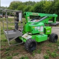 Used Equipment Sales MANLIFT, 34  BOOM LIFT 4WD 13NIFTY SP34DE  5927 in Chicago IL