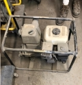 Used Equipment Sales PUMP, TRASH 2  GAS HONDA WT20  1000661 in Chicago IL