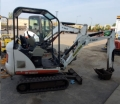 Used Equipment Sales BACK HOE, TRACK 8  BCAT 324  1719 in Chicago IL