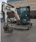 Used Equipment Sales BACK HOE, TRACK 10  BCAT E35  6866 f in Chicago IL