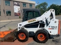 Used Equipment Sales LOADER, BOBCAT S-185 S-570 S570 CH ACS  3193 f in Chicago IL