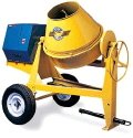 Rental store for CONCRETE MIXER, 5-6 CU , GAS TOWABLE in Chicago IL