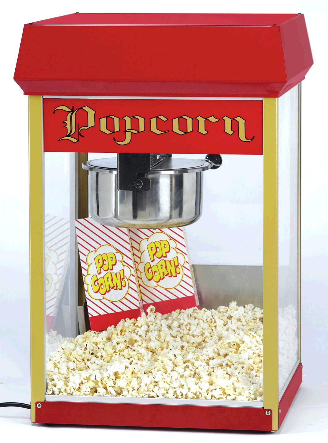 Where to find POPCORN MACHINE, 8oz in Chicago