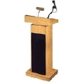 Rental store for LECTERN W MICROPHONE in Chicago IL