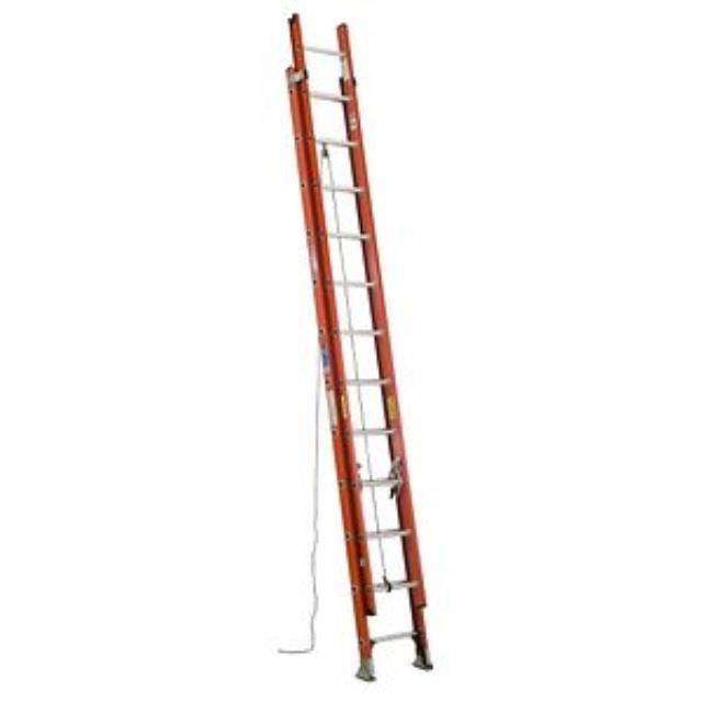 Where to find LADDER, EXT FIBERGLASS 24 in Chicago