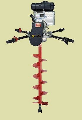 Where to find AUGER, PWR 2 MAN 5 HP in Chicago