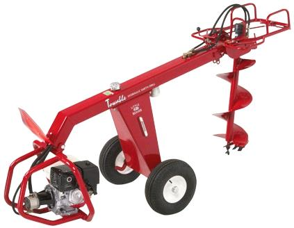 Where to find AUGER, PWR HYD TOWABLE 8 12hp in Chicago