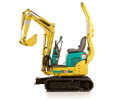 Rental store for COMPACT EXCAVATOR, TRACK MOUNTED, 5  DIGGING DEPTH in Chicago IL