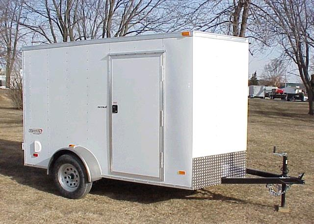 Where to find TRAILER, TA ENCLOSED in Chicago