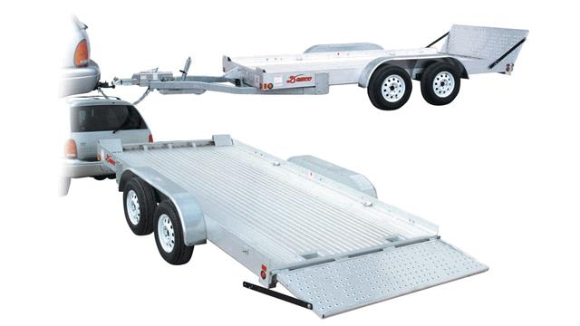 Where to find TRAILER, CAR HAULER in Chicago