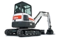 Rental store for COMPACT TRACK EXCAVATOR, BOBCAT E35, 12.9  DIGGING DEPTH in Chicago IL