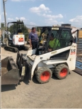 Used Equipment Sales LOADER, BOBCAT S70 SCR  2094 f in Chicago IL