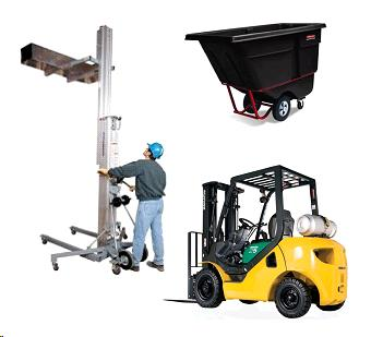 Dollies & Hoist Rentals in Chicagoland, Crest Hill, Wheaton, Downers Grove, Joliet, Lake Zurich, Orland Park, Roselle, St. Charles