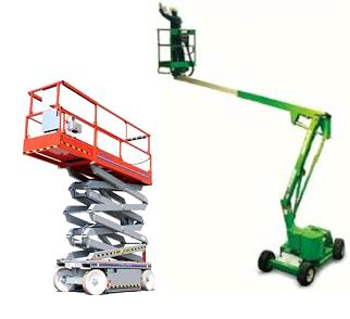 Manlift Equipment Rentals in Chicagoland, Crest Hill, Wheaton, Downers Grove, Joliet, Lake Zurich, Orland Park, Roselle, St. Charles