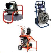 Rent Plumbing & Electrical Equipment