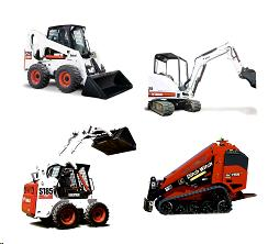 Rent Tractors, Loaders, Backhoes