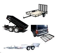 Trailer Rentals in Chicagoland, Crest Hill, Wheaton, Downers Grove, Joliet, Lake Zurich, Orland Park, Roselle, St. Charles